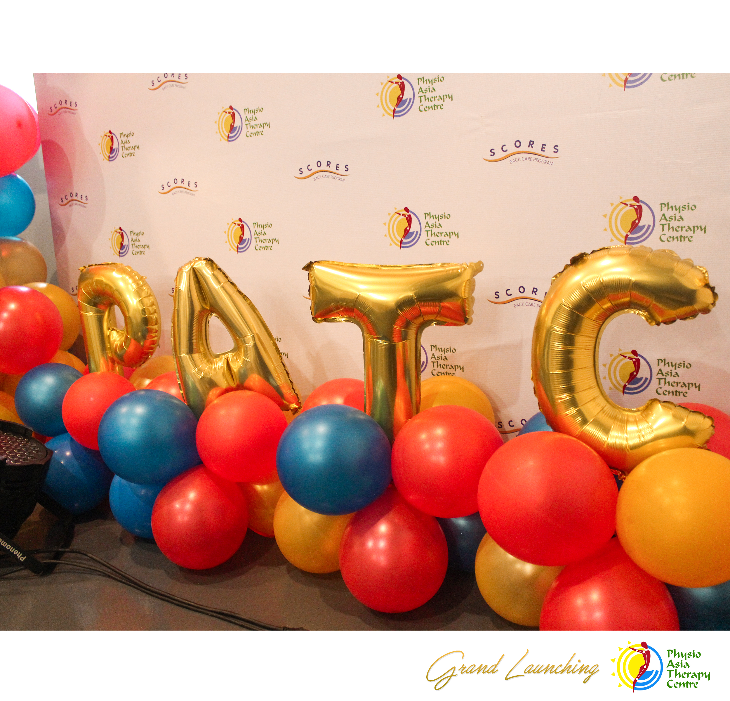 Centre Grand Launching -  Tecar Therapy